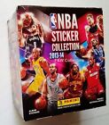 PANINI NBA STICKER COLLECTION 2013-2014 BOX 50 PACKETS (5 PER PACK) OFFICIAL NEW