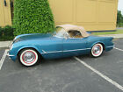 Chevrolet  Corvette Nice 1954 CORVETTE ONLY 300 PRODUCED IN THIS COLOR 235 150 HP AUTOMATIC