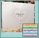 Wedding Borders Embossing Folder Set by Provocraft Cuttlebug
