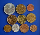 9 countries coin collecting. 10 kinds of non-repetition. 10PCS.  J