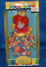 Soft Expressions-Vintage Girl Clown,  12