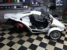 Other Makes : T-Rex 2014 Campagna T-Rex 16S White * Loaded Alpine,FM Radio,MP3,Cabon Fiber,Wind Def