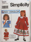Daisy Kingdom Dress Pattern and 18