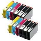 12 pack HP 564XL 564 XL Ink Photosmart All-in-One AIO 7510 7515 7520 7525 B210