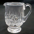 Waterford Crystal Footed Creamer Classic Lismore