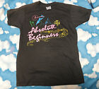 Vtg 80's David Bowie ABSOLUTE BEGiNNERS Julien Temple movie Promo T-SHIRT M MoD