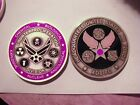 USAF HQ .. XOS-FC .. COUNTER PRO LIFE RATION DIVISION  CHALLENGE COIN