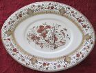 ANTIQUE POWELL BISHOP & STONIER PB&S HONFLEUR OVAL PLATTER RD7999 TRANSFERWARE 2