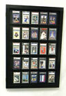 Sports 30 BLK Card Display Case for Graded Cards 30PSAB