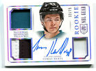 2013-14 National Treasures NHL Rookie Gear Tomas Hertl Auto RC Patch Jsy 32 75