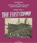THE FIRST CONVOY TROOPSHIPS & WARSHIPS of the ANZACS 1914 Images & data DVD CD
