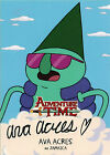 Mathematical! 2014 Cryptozoic Adventure Time Autographs Gallery, Guide 26