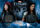 2013 Upper Deck Thor: The Dark World Trading Cards 5