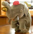 OCCUPIED JAPAN WIND UP DANCING ELEPHANT WWII 1949-1952 TOY-WORKS