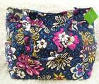 NWTAG Vera Bradley bag Pleated Tote Freeship NEW WITH TAG -- African Violet