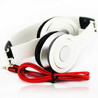 Universal Adjustable Over-Ear Earphone Headset 3.5mm for iPod MP3/P4 SP15-WT