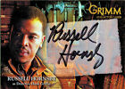 Grimm 2013 Autograph Card RHAC-2 Russell Hornsby as Hank Griffin