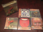 GENTLE GIANT 4 LP Replica JAPAN OBI OCTOPUS LIMITED BoxSet & BONUS JACKET CD SET