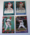 2009 Bowman Chrome Prospects Refractors #BCP38 David Freese 202 599 + 3 More RC