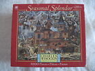 Charles Wysocki Seasonal Splendor - SWEETHEART HOTEL 1000 piece Halloween puzzle