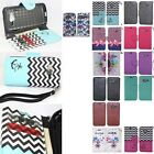 Samsung Galaxy Avant Cell Phone Case Hybrid PU Leather Wallet Pouch Flip Cover