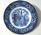 Old North Church, Boston - Liberty Blue Plate, Historic CScenes 6