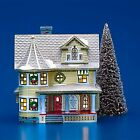 DEPT 56 SNOW VILLAGE *DOCTOR'S HOUSE* 51438 RETIRED *RARE* IN BOX NEW   WOW!