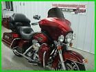 Harley-Davidson : Touring 2008 flhtcui ultra classic 22 xxx miles super minor salvage damage runs and drive