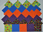 BRIGHT CUDDLY BUGS FOR KIDS GROUPING 4 Inch Quilt Squares 50