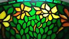 Vintage Barton Isaacsen Studio Leaded Glass Artist Tiffany Style Lamp Shade