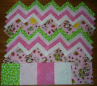 Strawberry Shortcake 4x4 Fabric Squares20Quilt Blocks Kit Sewing Quilting