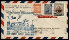 1946 Guatemala Corpus Christi airmail cachet of flight cover