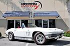 Chevrolet  Corvette Convertible 1966 chevy corvette convertible white red upgraded wheels and stereo
