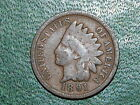 1891 Indian Head Cent Nice Coin  # 920