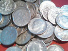 Roosevelt 90% SILVER DIMES 1946-1964 MIXED DATES MINTS LOT OF 14 coins VV