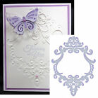 MARINA by COUTURE CREATIONS embossing folder RETIRED HTF RARE my last one