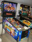 MONSTER BASH Pinball Game by WILLIAMS - DRACULA, FRANKENSTEIN, WOLFMAN, MUMMY!