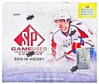 2013 14 Upper Deck SP Game Used Hockey Hobby Box