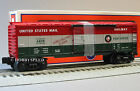 LIONEL 6428 CHRISTMAS MAIL BOXCAR train o gauge holiday card santa 6-81985 NEW