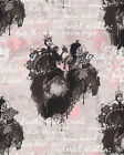 Springs Disney Villains Spell Casting CP512489   Cotton Fabric BTY  FREE US SHIP