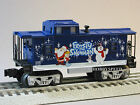 LIONEL FROSTY THE SNOWMAN CABOOSE o gauge christmas holiday santa 6-81284 C