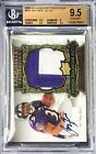 UD EXQUISITE COLLECTION JERSEY AUTO 199 RAY RICE BGS 9.5...POP 1...CARDREGISTRY