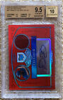 BOWMAN STERLING SUPERFRACTOR JRSY AUTO 1 PRINCE FIELDER BGS 9.5...CARDREGISTRY