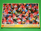 New 300 pc Jigsaw Puzzle Puzzlebug Gift Garden Gnomes