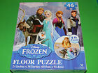 New Disney Frozen Shaped Floor Puzzle HUGE Jigsaw Puzzle Kids Gift Childrens