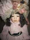 29in Porcelain Victorian Elsie Massey Collection Limited Edition #004/800 rare