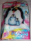 LISA FRANK 48 PIECES PENGUINS  PUZZLE ON THE GO  RESEALABLE BAG 15