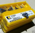 NEW Kennametal TCMT 32505LF 3(2.5)0 16T302 Carbide Inserts KC5010 for Boring bar