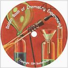 The Golden Book of Chemistry Experiments CD Laboratory Science Kid Basic General
