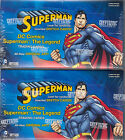 DC COMICS: SUPERMAN THE LEGEND by Cryptozoic - 2 (TWO) Boxes